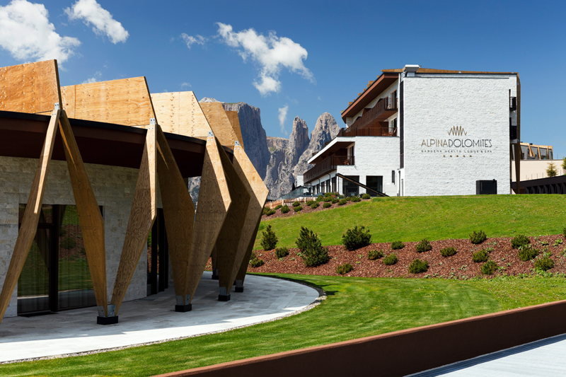 Health Lodge & Spa Alpina Dolomites